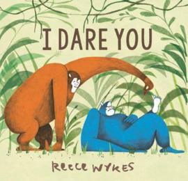 I Dare You (Reece Wykes) Hardback