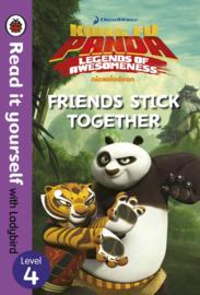 Kung Fu Panda: Friends Stick Together
