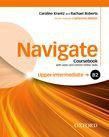 Navigate B2 Upper-intermediate Coursebook With Dvd And Oxford Online Skills Program