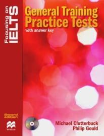 Focusing on IELTS General Training Practice Tests With Key & Audio CD Pack