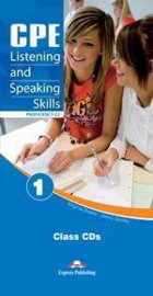 Cpe Listening & Speaking Skills 1 Proficiency C2 Class Cd's (set Of 6)