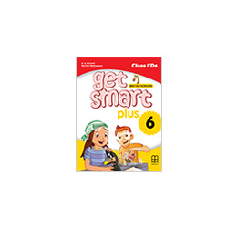 Get Smart Plus 6 Class Cd British Edition