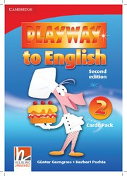 Playway to English Second edition Level2 Cards Pack