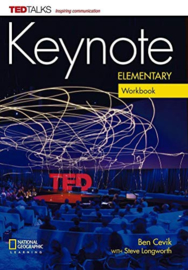 Keynote Elementary Workbook + Wb Audio Cd