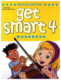 Get Smart 4 Workbook (british Edition)