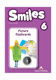 Smiles 6 Picture Flashcards International