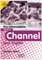 Channel Your English Pre-intermediate Workbook Teacher's Edition