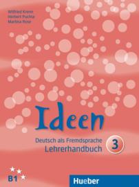 Ideen 3 Lerarenboek