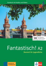Fantastisch! A2 Studentenboek met Audio en Video