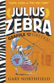 Julius Zebra: Grapple With The Greeks! (Gary Northfield)