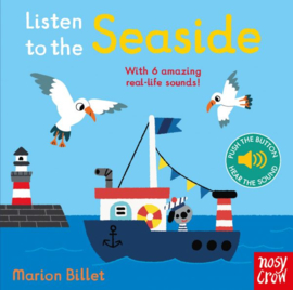 Listen to the Seaside (Novelty Book)