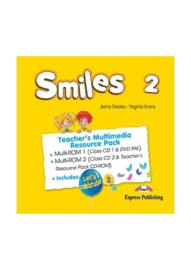 Smiles 2(pal) Teacher's Multimedia Resource Pack(set Of 2) (international)