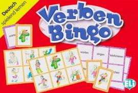 Verben Bingo 66 Karten 36 Spielbretter Lehrerhandreichung