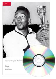 Pele Book & CD Pack