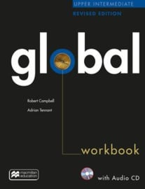 Upper Intermediate Workbook without key + CD Pack