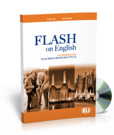 Flash On English Intermediate - Tb + Test Resource + Class Audio Cds + Cd-rom
