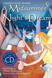 A Midsummer Night's Dream Book with CD