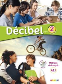 Français, Décibel 2 niveau A2.1 - Méthode de français