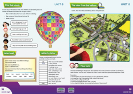 Little Bridge Activity Book Level 6