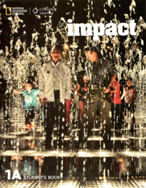 Impact 1 Student Book Split A