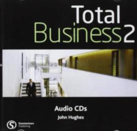 Total Business 2 Intermediate Class Audio Cd (1x)