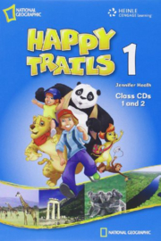 Happy Trails 1 Class Audio Cd (x2)