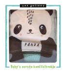 Knuffelboekje Panda (Wee Gallery) (Paperback / softback)