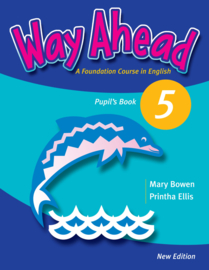 Way Ahead New Edition Level 5 Pupil's Book & CD ROM Pack