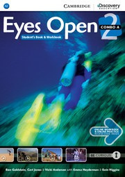 Eyes Open Level2A Combo with Online Workbook and Onine Resources