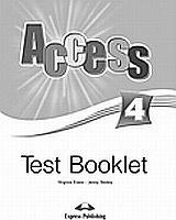 Access 4 Test Booklet (international)