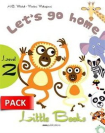 Let Go Home Students Book With Cd Rom