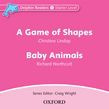 Dolphin Readers Starter Level A Game Of Shapes & Baby Animals Audio Cd