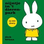 nijntje in 't dierenpark op zien Drents (Dick Bruna) (Hardback)
