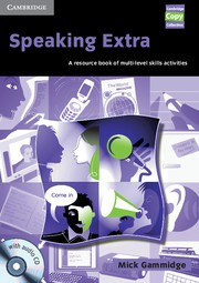 Speaking Extra Book and Audio CD