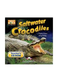 Saltwater Crocodiles Teacher's Cd-rom (daw) International