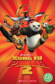 Kung Fu Panda 2 + audio-cd (Level 3)