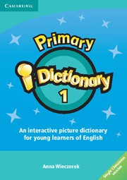 Primary i-Dictionary Level1 Starters CD-ROM (Single classroom)