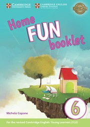 Storyfun for Starters, Movers and Flyers Second edition 6 Home Fun Booklet