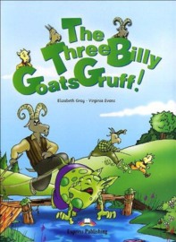 The Three Billy Goats Gruff Set (with Audio Cd/dvd Pal)