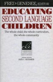 Educating Second Language Children Paperback