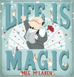 Life is Magic (Meg McLaren) Paperback / softback