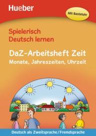 DaZ-Arbeitsheft Zeit Buch