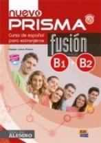 nuevo Prisma Fusión B1+B2 - Libro del alumno