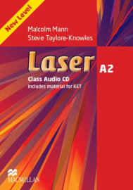 Laser 3rd edition Laser A2  Class Audio CD