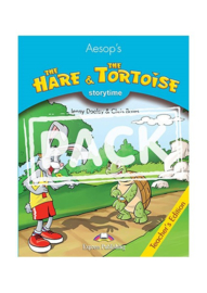The Hare & The Tortoise Teacher's Edition With Cross-platform Application