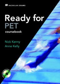 Ready for PET   Student's Book & CD-ROM Pack without Key