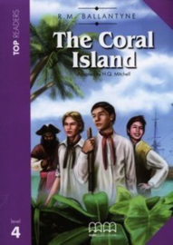 The Coral Island Teacher's Pack (inc. Students Book+glossary)