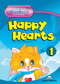 HAPPY HEARTS 1 INTERACTIVE WHITEBOARD SOFTWARE (INTERNATIONAL)