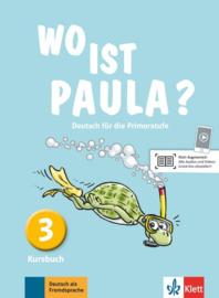 Wo ist Paula? 3 Studentenboek