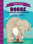 Borre verstopt een olifant (Jeroen Aalbers)